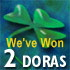 We've won a 2 Doras Award!